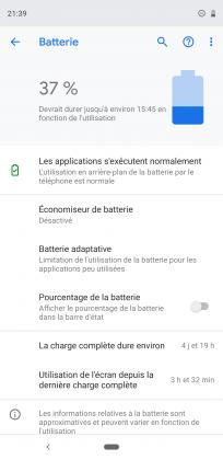 Screenshot 20190106 213917 204x420 - [ TEST ] Google Pixel 3 XL : a-t-il vraiment ce qu'il faut pour s'imposer sur le marché ?