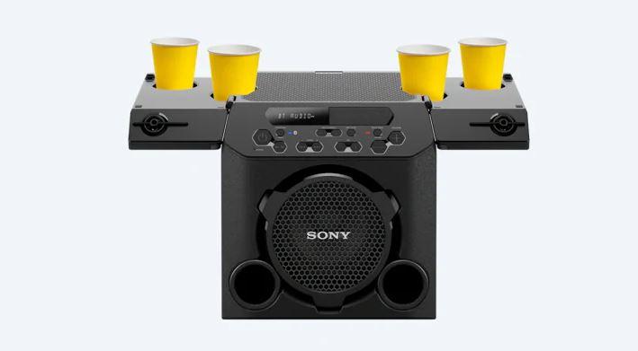 CES 2019 : Sony présente une enceinte parfaite pour les amateurs de bières