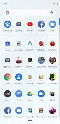 Test Google Pixel 3 XL 19 204x420 - [ TEST ] Google Pixel 3 XL : a-t-il vraiment ce qu'il faut pour s'imposer sur le marché ?