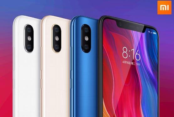 Soldes d'hiver 2019 : Xiaomi Mi 8 à 317 euros sur GearBest !