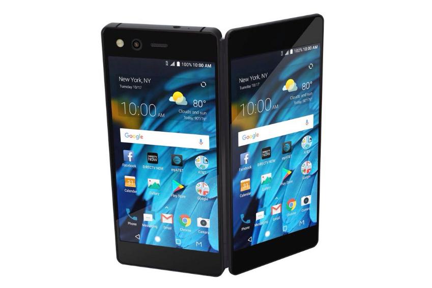 Deux écrans dont un détachable pour le LG G8, le retour du smartphone modulaire ?
