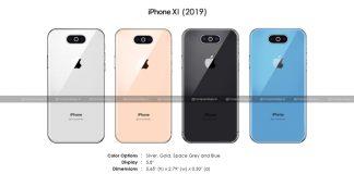 iPhone 11 - Source : CompareRaja