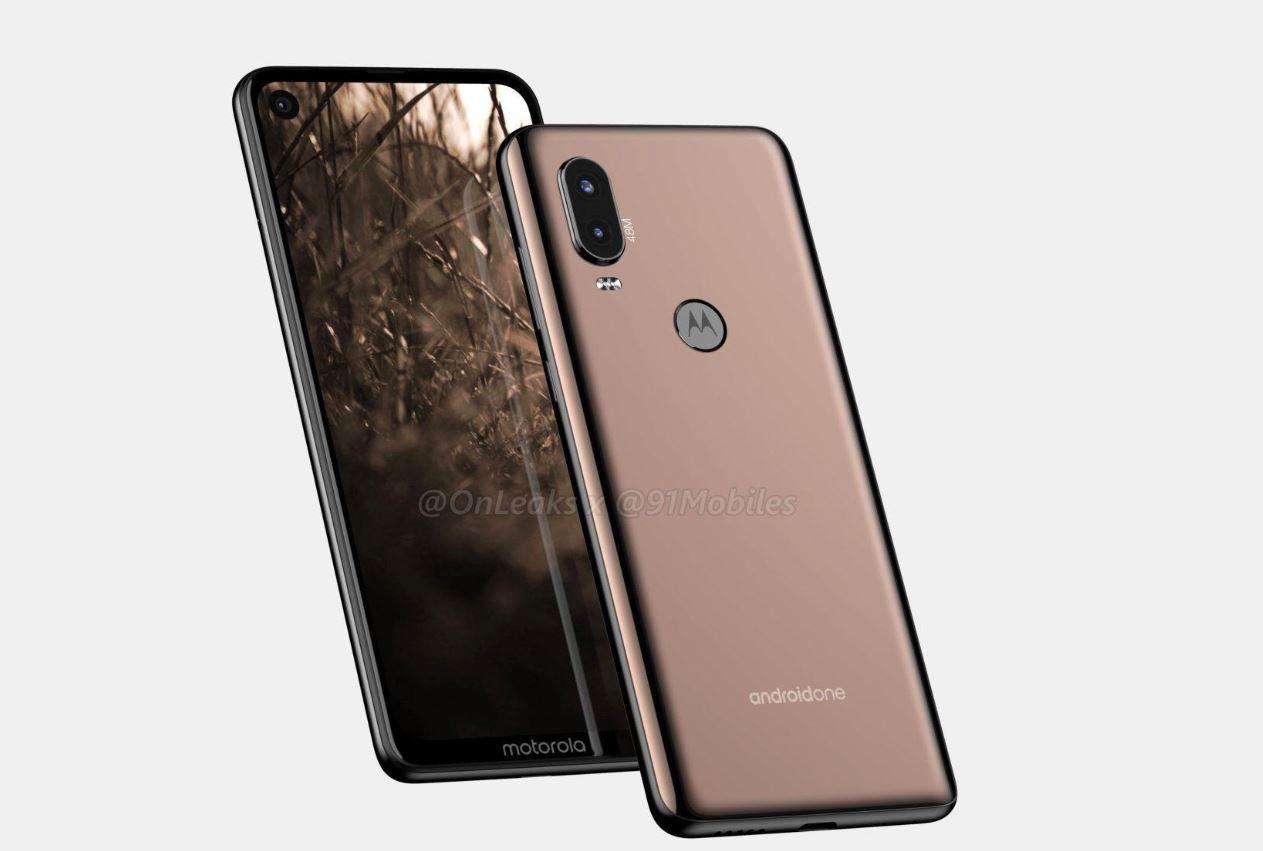 Motorola P40 : pas d'encoche et 48 mégapixels au programme