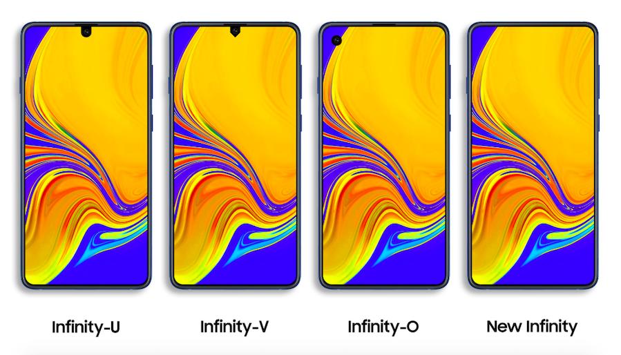 Galaxy A90 : trois coloris au choix et 128 Go de stockage ?