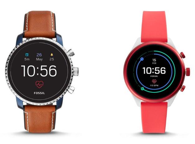 Google s'offre la technologie de montre connectée de Fossil