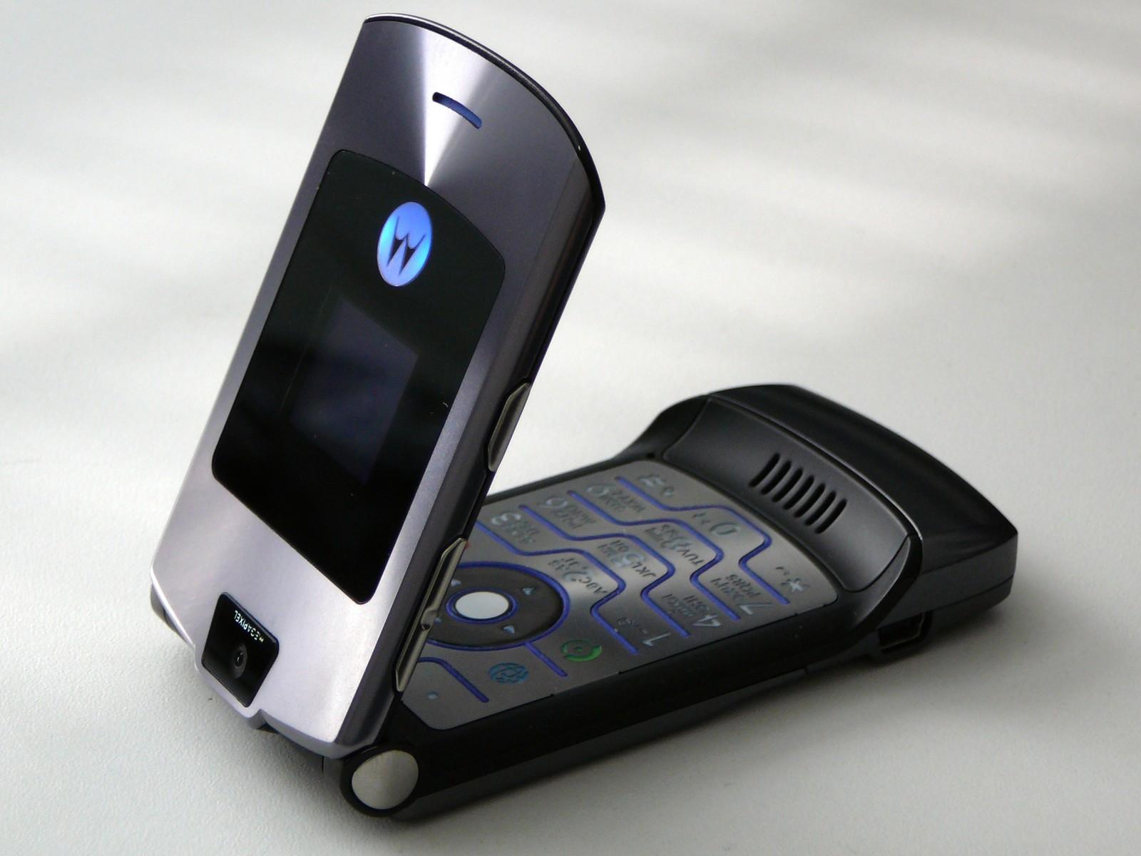 Lenovo : un Motorola RAZR avec écran pliable pour bientôt ?