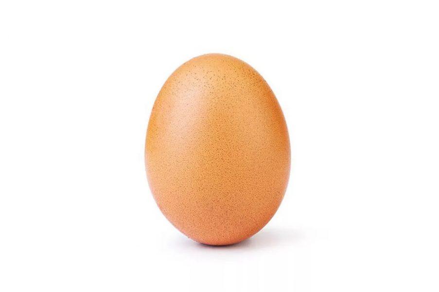 Hulu, l'œuf le plus liké sur Instagram est ouvert