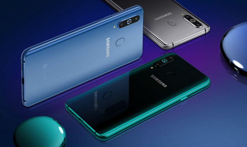 Samsung prépare déjà l'arrivée du Galaxy A50