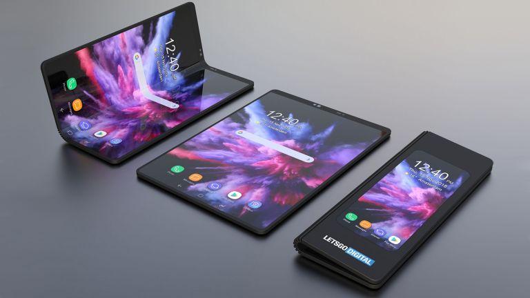 Samsung Galaxy F : le smartphone pliable aura droit aux mêmes équipements photographiques du Galaxy S10