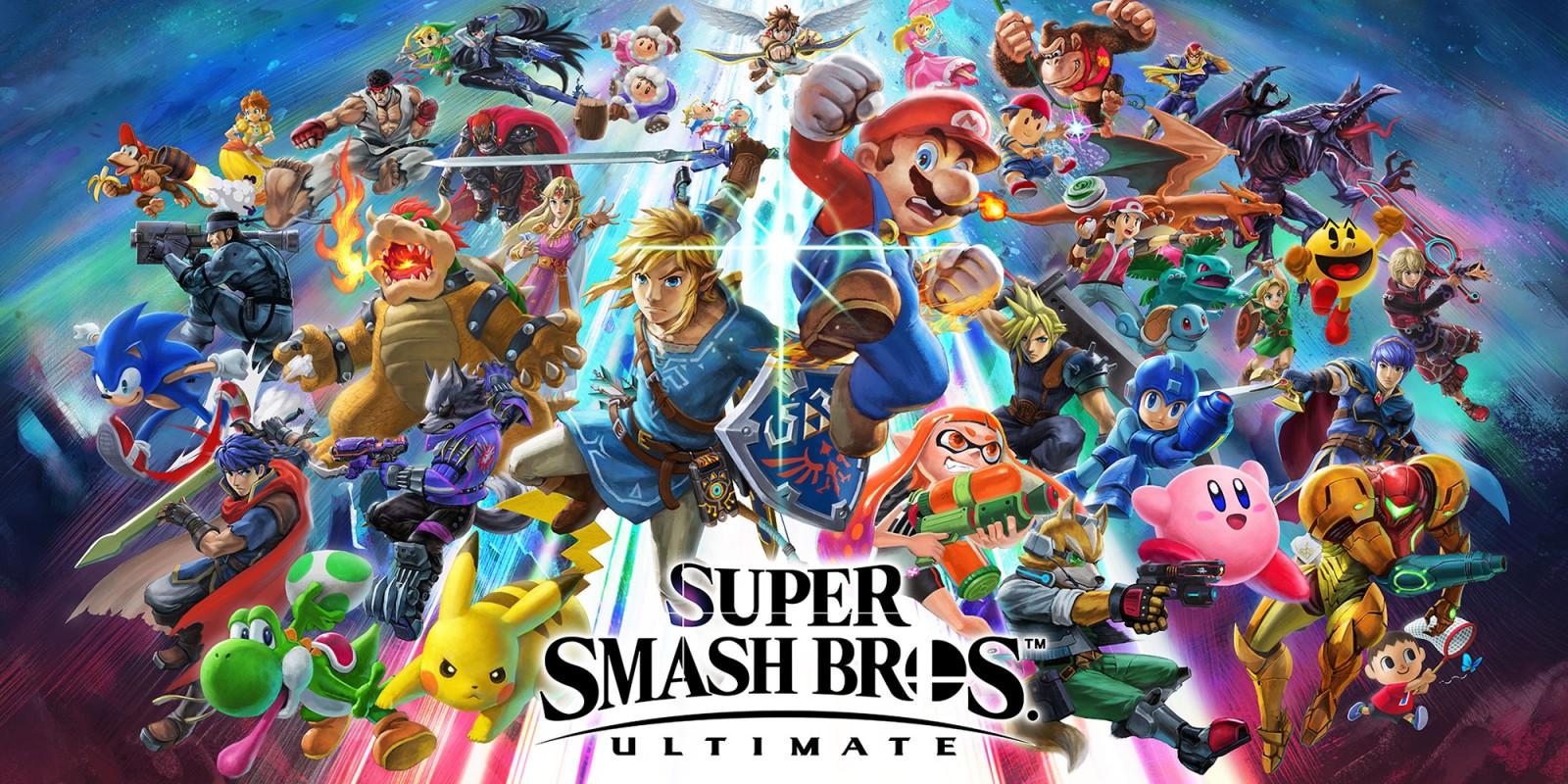 Nintendo : un lancement réussi pour Super Smash Bros. Ultimate