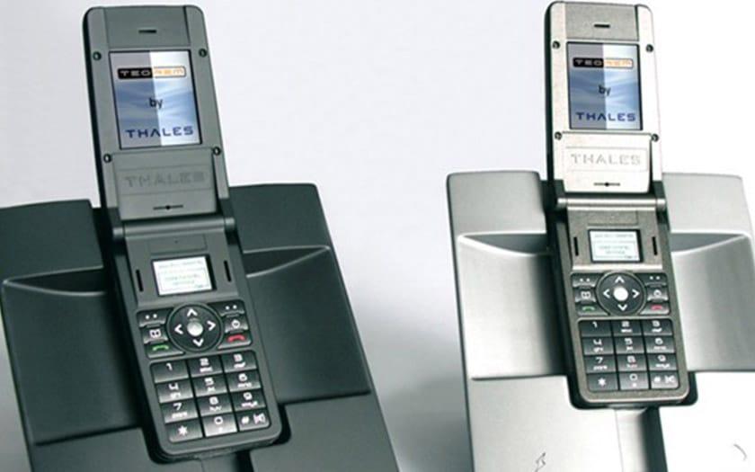 Teorem : un téléphone secret-défense qui sert à chiffrer les appels