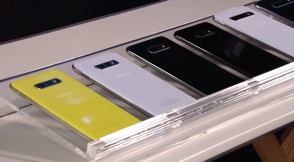 Bon plan : les Samsung Galaxy S10 et S10E sont déjà en promo sur Rakuten !