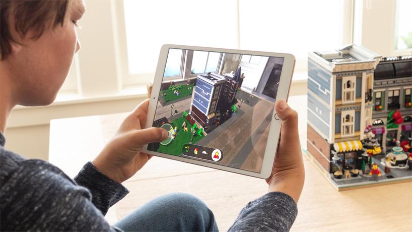 Apple aurait rencontré des partenaires au CES 2019 pour développer sa réalité augmentée
