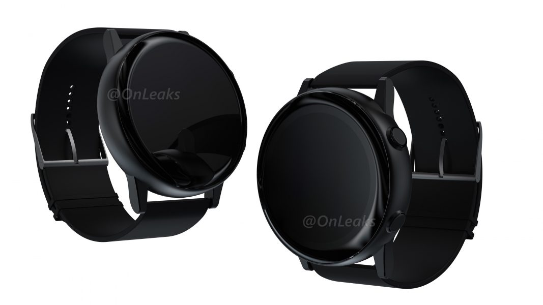 Samsung: une nouvelle Galaxy Watch Active en préparation