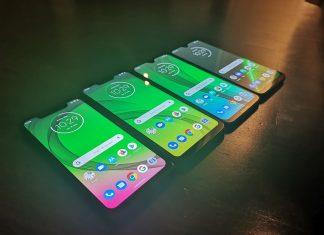 Les Motorola Moto G7