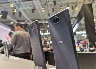 Sony Xperia 10 et Sony Xperia 10 Plus