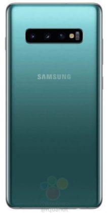 Samsung Galaxy S10 Plus WinFuture 1 211x420 - Samsung Galaxy S10 et S10+ : ces rendus presse seraient officiels