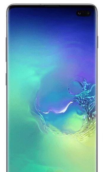 Samsung Galaxy S10 Plus WinFuture 348x580 - MWC 2019 : découvrez les futurs smartphones au Mobile World Congress de Barcelone !