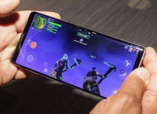 Smartphone Fortnite