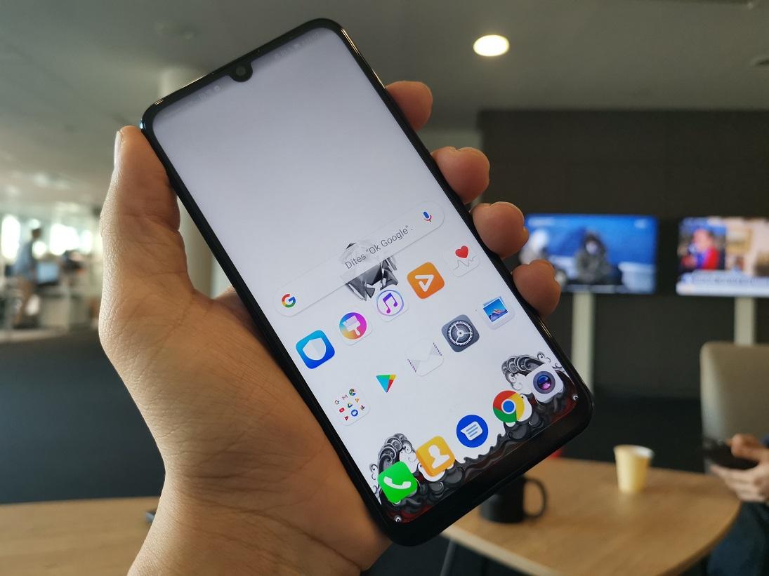 [ TEST ] Huawei P Smart 2019 : de bonnes idées mais quelques points à revoir