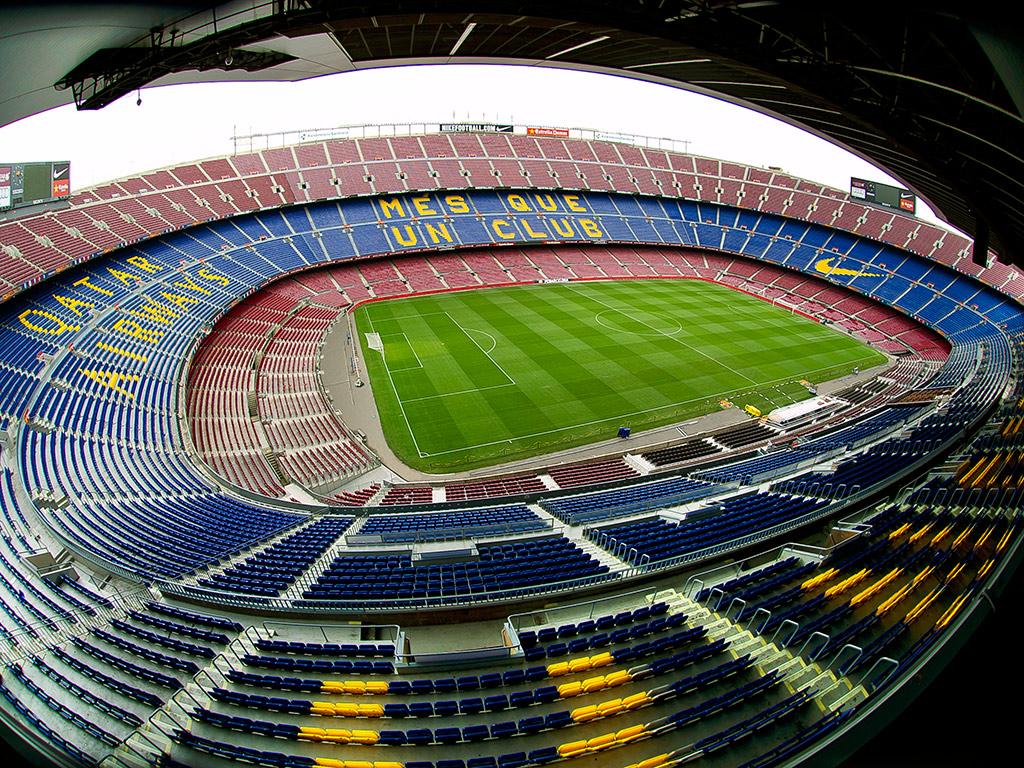 Le stade du Barça, le Camp Nou, accueillera la 5G