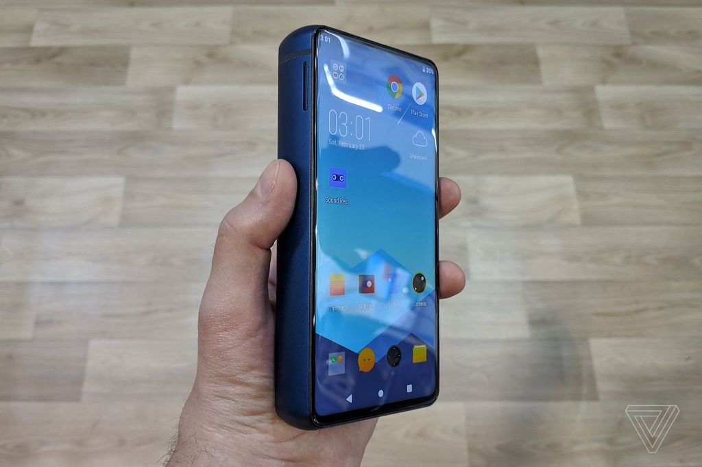 MWC 2019 : Energizer et son Power Max P18 K Pop