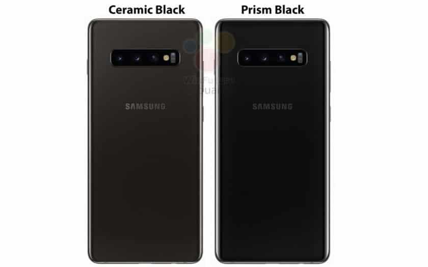 Galaxy S10+ céramique : une disponibilité pour le 15 mars 2019 en édition limitée
