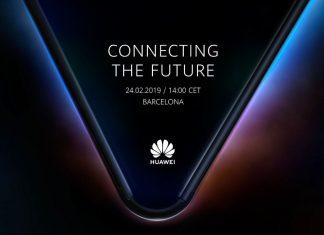 Huawei tease son smartphone pliable