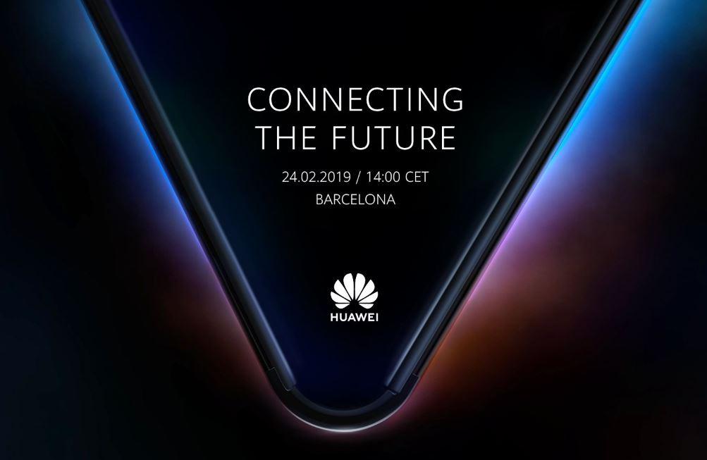 Rendez-vous le 24 février pour voir le smartphone pliable de Huawei !