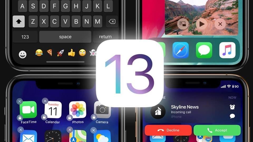 iOS 13 : un nouveau concept qui frôle la perfection