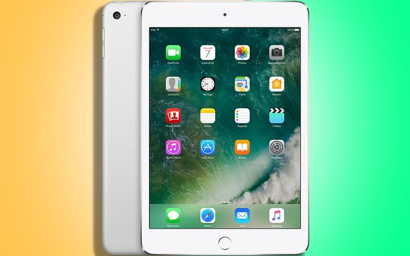 Apple prévoirait de sortir un iPad mini 5 avant le mois de juin