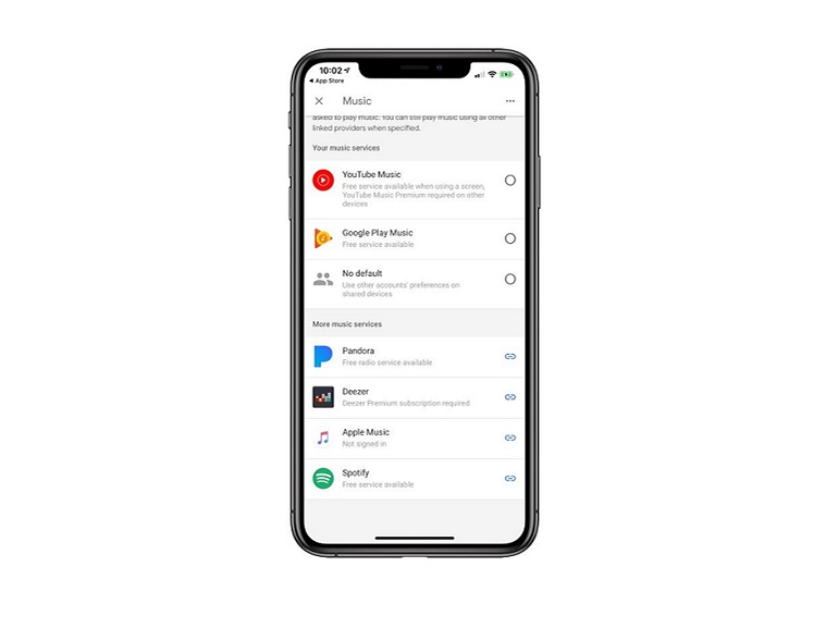 Apple Music bientôt sur Google Home ?
