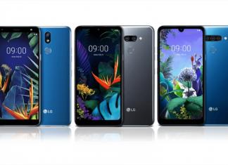 MWC 2019 : LG s'amène avec trois nouveaux smartphones abordables