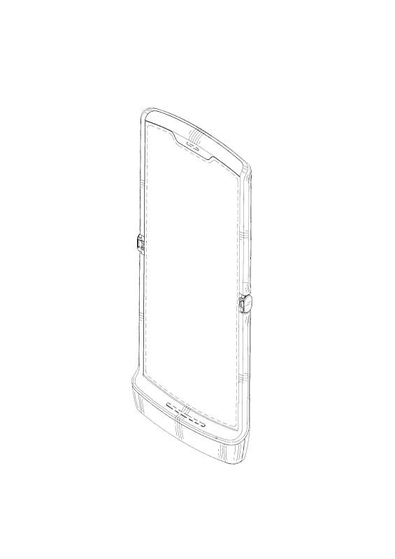 Motorola : un smartphone pliable similaire au RAZR
