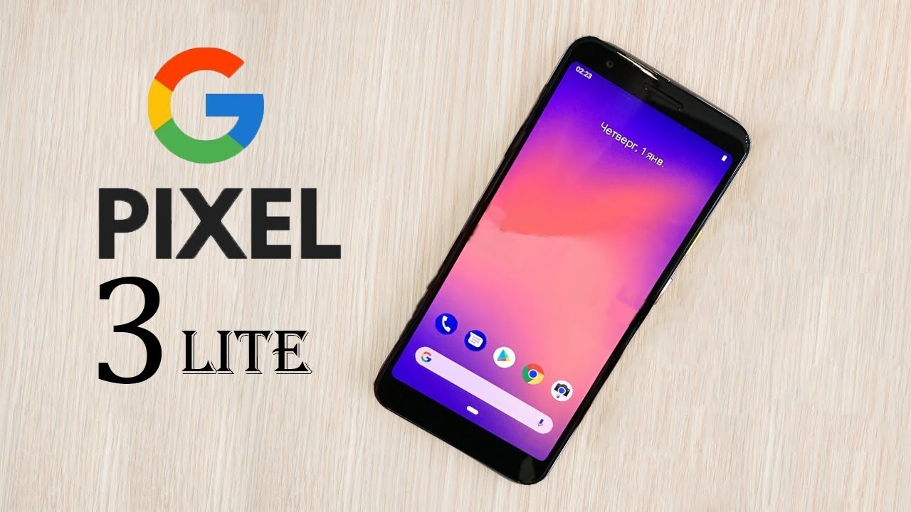 Les Google Pixel 3 Lite de visite à la FCC ?