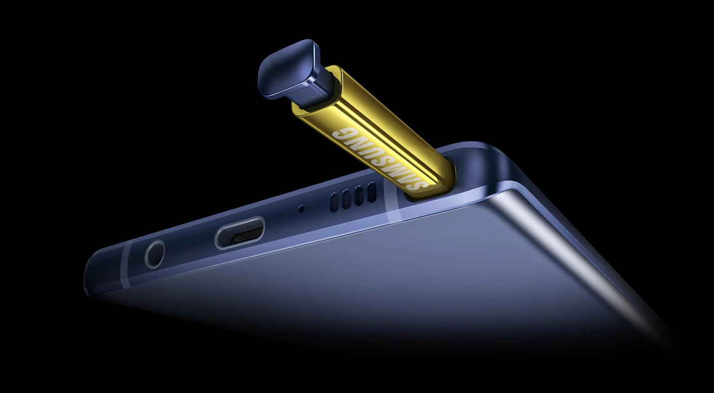 Samsung Galaxy Note 10 : une caméra dans le S-Pen pour supprimer le trou de l'écran