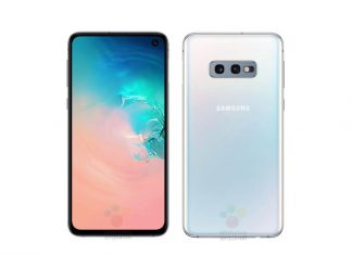 Samsung Galaxy S10E - Source : WinFuture