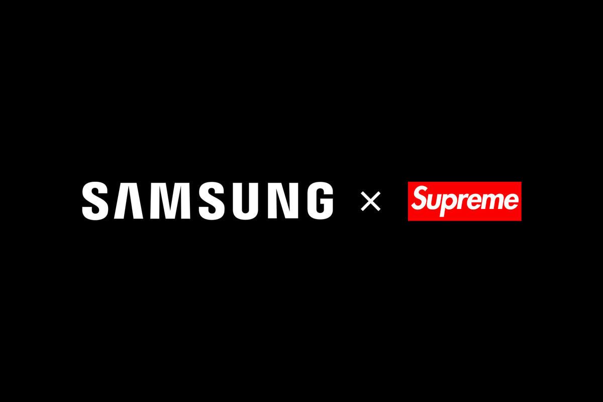 Samsung et Supreme