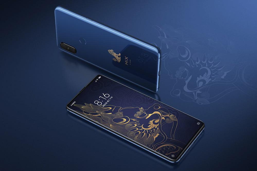 Xiaomi Mi Mix 3 5G : le premier smartphone 5G à sortir en France