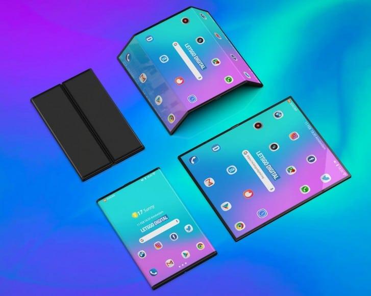 Xiaomi : des visuels du smartphone pliable