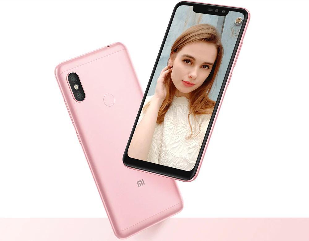 Soldes d'hiver 2019 : Xiaomi Redmi Note 6 Pro à partir de 144 euros sur GearBest