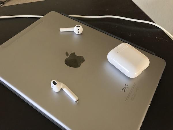 Les iPad 2019 et AirPods 2 seraient déjà en production chez certains fournisseurs
