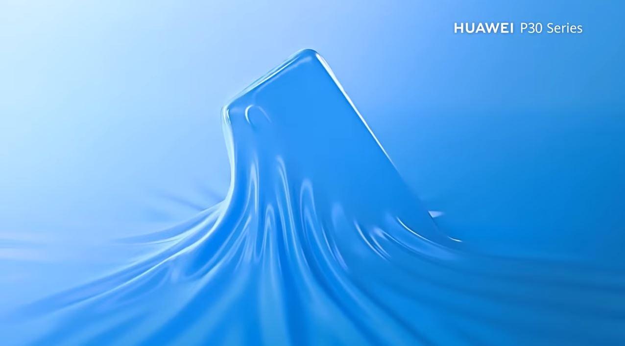Les Huawei P30 ont le droit à un teaser très mystérieux