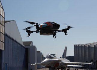 NASA drone ville