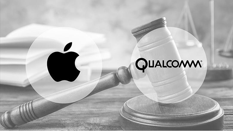Apple VS Qualcomm : les iPhone 7 et 8 pourraient être interdits de vente aux Etats-Unis