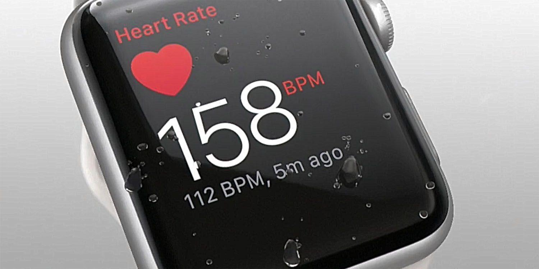 Apple Watch : encore une vie sauvée grâce à la fonction ECG