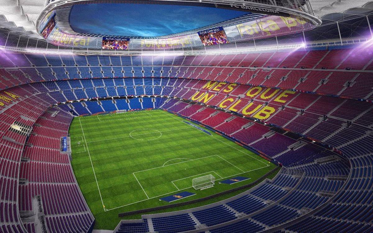 MWC 2019 : Telefónica porte la 5G au Camp Nou