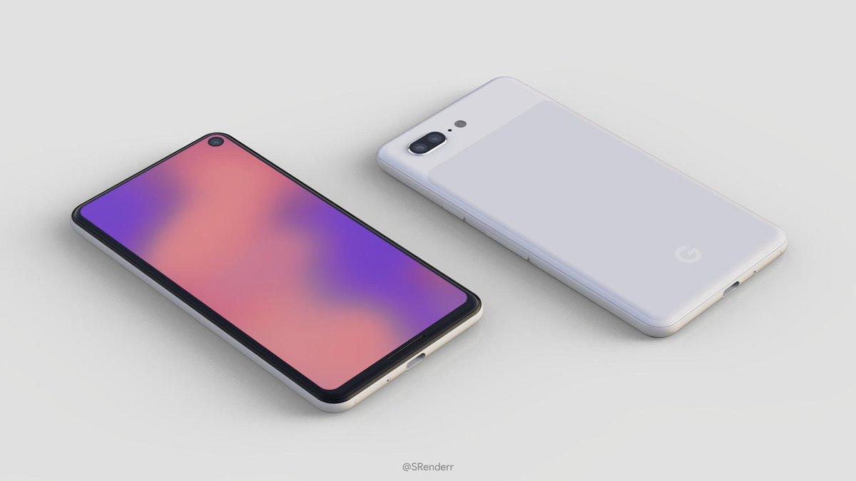 Concept du Google Pixel 4