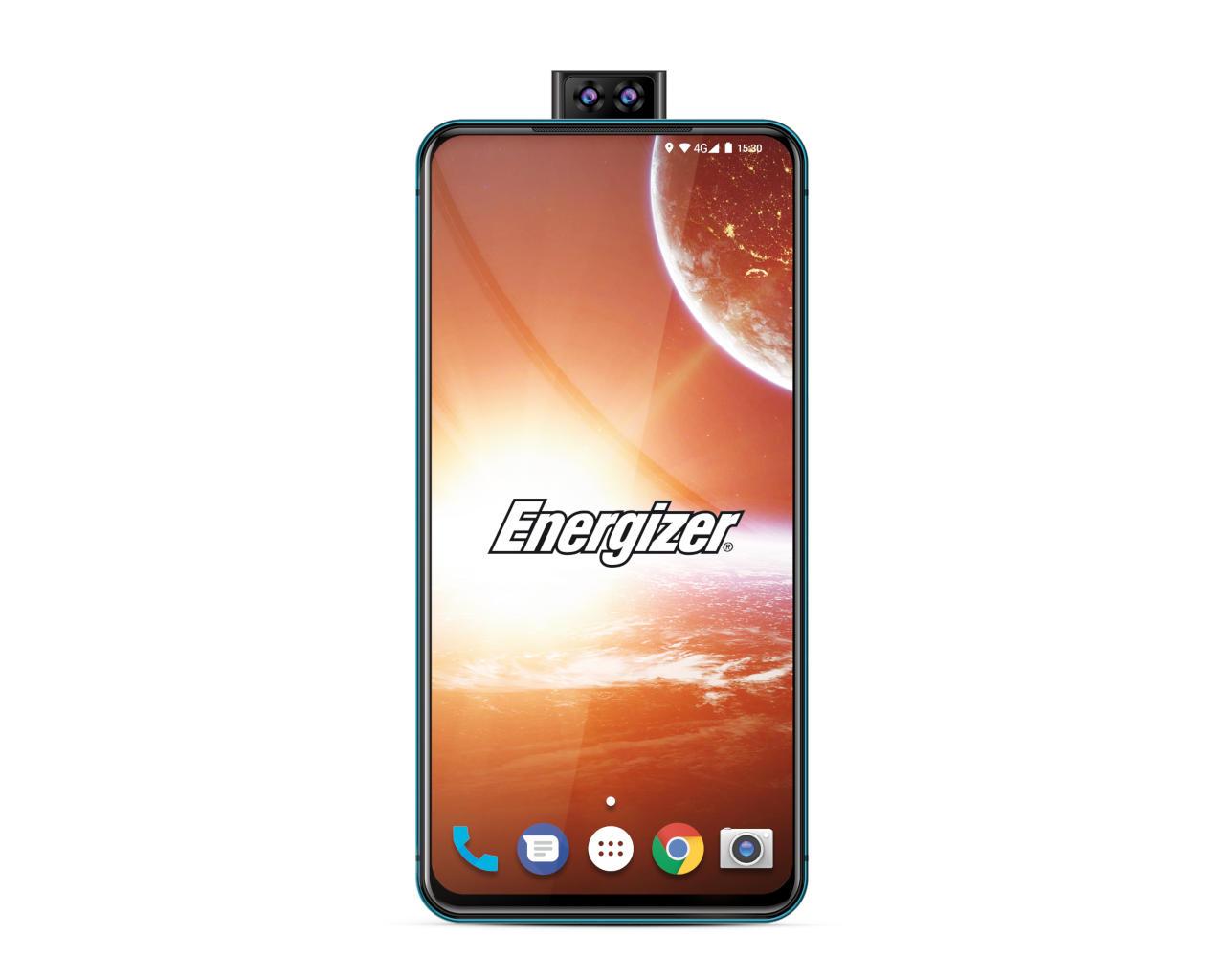 Energizer cherche du financement sur IndieGogo pour son énorme smartphone