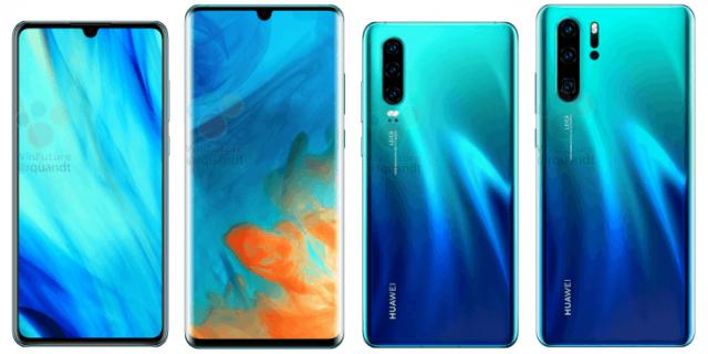 Huawei P30 et P30 Pro : ce qu'on sait déjà sur les deux flagships